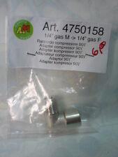MANTUA MODEL - 4750158 1/4'' GAS M -  1/4'' GAS F RACCORDO COMPRESSORE AEROGRAFO
