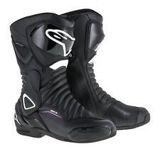 New Alpinestars Stella SMX S-MX 6 V2 DS  Ladies Black / White Boots - Waterproof