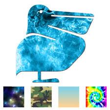 Shoebill Pelican Bird - Vinyl Decal Sticker - Multiple Patterns & Sizes - ebn516