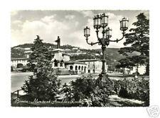 BRESCIA - MONUMENTO AD ARNALDO E RONCHI 1960