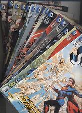 SUPERMAN (deutsch) ab # 1 - 57 NEUE DC-UNIVERSUM / NEUSTART - PANINI 2012 - TOP
