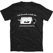 Mein Begruessungsgeld ging fuer einen Walkman drauf - DDR Osten  T-Shirt S-XXXL