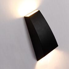 5W LED Outdoor Wall Sconce Light Waterproof Up/Down Lamp Fixture Walkway Balcony