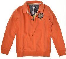 NZA New Zealand Auckland ●● warmer Sweatshirt - Pulli orange  div. Gr. Neu m.Et.