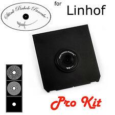 Skink Pinhole Pancake Pro Lens Kit fr Linhof Technika 4x5 8x10 90mm Zubehörpaket