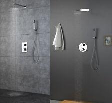 Unterputz Duscharmatur IX-5x Duschstangen-Set Dusch Stange Bad Brause Duschkopf