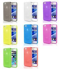 TPU Handyhülle iPhone 5 Samsung Galaxy S4 S3 Schutz Hülle Silikon Schale Tasche
