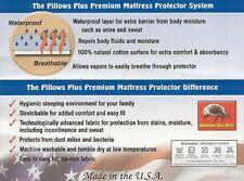Platinum Anti-Bedbug Surround Zippered Rollaway Mattress Protector
