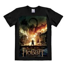 Hobbit T-Shirt - Die Schlacht der fünf Heere T-Shirt - schwarz - LOGOSHIRT