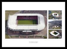 Sunderland AFC Stadium of Light Aerial Photo Memorabilia (SAFCM)