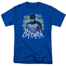 BATMAN TV Show Theme Song Officially Licensed Adult T-Shirt SM-5XL Adam West