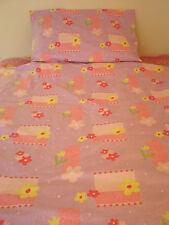 Duvet quilt COVER & PILLOW casi set di biancheria da letto-Disney Princess-COTONE-singolo