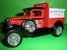 TEXACO FORD MODEL A PICK UP TRUCK PETROLEUM Stock #1046 SPEC CAST LIBERTY 1:25 A