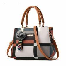 Women Casual Shoulder Bag Crossbody Fashion Female Messenger Handbag Multicolour