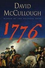 1776 by David McCullough 2005 HC/DJ 1st/1st