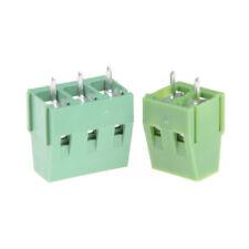 10pcs PCB Screw Terminal Block Connector KF128-2P/KF128-3P 5mm KF128  PT