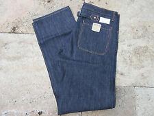 Quartermaster Naval Denim Jeans 30er anni Style 6-Pocket Rockabilly US Army