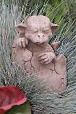 Drachenbabys Steinguss by Fiona Scott Drache Gargoyle Figur Skulptur Gartenfigur