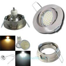 10er Set SMD LED Deckenstrahler Tino 230Volt 3W Spotstrahlerlampen Gu10 Spots