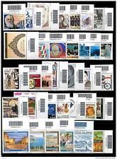 ITALIA 2009 Annata Codice a barre 68 valori ** + Libretto e Foglietti