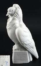 Porcelain Figure Capuchin Dove White zuchttaube Wagner & Apel H17Cm 9942126