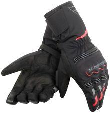 Dainese TEMPEST d sécher long noir rouge imperméable Gants de moto touring