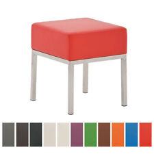 Sitzhocker LAMEGA Edelstahl variabel Hocker Stuhl NEU Sitzwürfel Sitz 11 Farben