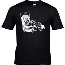 FAXE POLICE T-Shirt NEU S-XXL Punk Punkrock AC/AB FCK CPS Fuck Cops Punkshirt