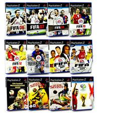 PS2 Spiel Fifa 10 11 12 13 Fifa Street Fussball Weltmeisterschaft Fifa Football