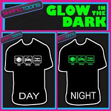 TAYLOR LAUTNER tshirt Glow in the Dark