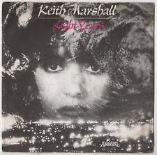 "Keith Marshall - Light Years 7"" Single 1982 / MINT"