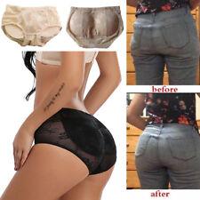 US Women Butt Lifter Padded Shapewear High Waist Panties Hip Enhancing Underwear
