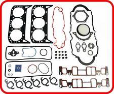 """*FULL GASKET SET*  GMC Sonoma S-15 Envoy 262 4.3L V6 VORTEC  """"W,X""""  1996-2006"""
