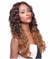 "Multi Blend Weave Hair- 5pc in 1 PK (12"",14"", 16"", 18"" Wefts + Closure), IDA"