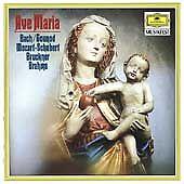 Ave Maria CD Deutsche Grammophon West Germany Karl Richter Gunther Arndt Bach