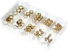A04280 Mini Box Brass OLIVE metrica barrel & scalettato 4,6,8,10,12 mm QTY x 100