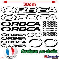19 Stickers Orbea - Autocollants Adhésifs Cadre Velo Bike VTT Montain - 179