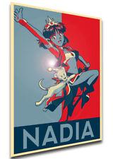 Poster - Propaganda - MA0288 - Future Diary - Yuno Gasai variant 5