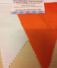 Handmade Orange and White Cotton Bunting , weddings, parties,