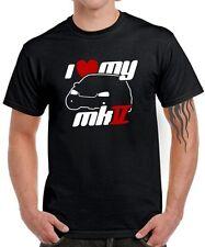 FUN T-SHIRT * I LOVE MY MK5 * Golf Tuning 5er Gti 5 SATIRE vw Treffen r32 turbo