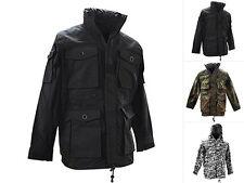 """CI Sniper Jacke """"SPEC OP"""" Sniperjacke Winterjacke KSK-Style Camouflage S-XXL"""