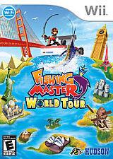 Fishing Master World Tour GAME (Nintendo Wii, 2009)