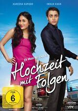 Hochzeit mit Folgen - Ek Main Aur Ekk Tu, Bollywood DVD NEU + OVP!
