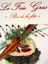LE FOIE GRAS Roi de la fête cuisine recettes