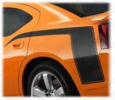 Dodge Charger Superbee Rear Quarter Side Stripes Decals 2006 2007 2008 2009 2010