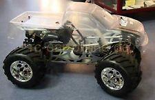 FG Karosserieset Monster-Truck 2WD/4WD - 20150/11, Body shell set Karosserie Set