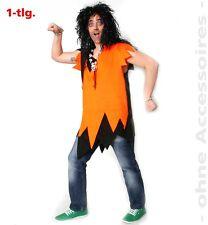 Kostüm Bronko Stone orange M XL Höhlenmensch Kostüm Karneval Fasching 1210861G13