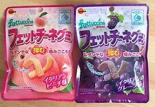 Fettuccine Gummy, Italian Peach, Italian Grape, Japan Candy, Bourbon