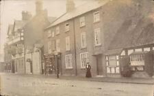 Overton near Wrexham & Ellesmere. High Street.