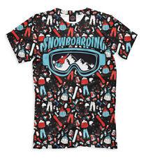NEW HOODIE SWEATSHIRT T-SHIRT Snowboard Ski Free Ride cool designe HQ print